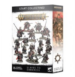 GRAND ALLIANCE CHAOS -  START COLLECTING! -  SLAVES TO DARKNESS
