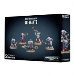 GRAND ALLIANCE DEATH -  ABERRANTS -  GENESTEALER CULTS