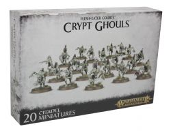 GRAND ALLIANCE DEATH -  CRYPT GHOULS -  FLESH-EATER COURTS