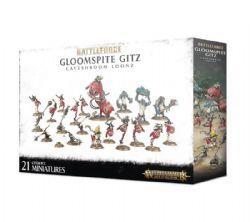 GRAND ALLIANCE DESTRUCTION -  CAVESHROOM LOONZ -  GLOOMSPITE GITZ