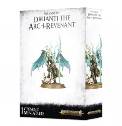 GRAND ALLIANCE ORDER -  DRUANTI THE ARCH-REVENANT -  SYLVANETH
