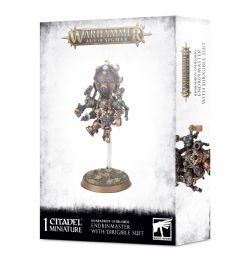 GRAND ALLIANCE ORDER -  ENDRINMASTER IN DIRIGIBLE SUIT -  KHARADRON OVERLORDS