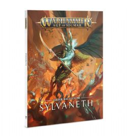 GRAND ALLIANCE ORDER -  ORDER BATTLETOME COUVERTURE RIGIDE (ANGLAIS) -  SYLVANETH