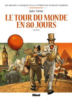 GRANDS CLASSIQUES DE LA LITTÉRATURE EN BANDE DESSINÉE, LES -  LE TOUR DU MONDE EN 80 JOURS 02