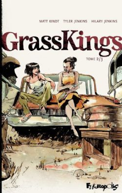 GRASS KINGS -  (V.F.) 02