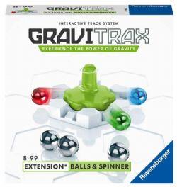 GRAVITRAX -  EXTENSION BALLS & SPINNER (MULTILINGUE)