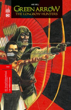GREEN ARROW -  THE LONGBOW HUNTERS -  DC CONFIDENTIAL