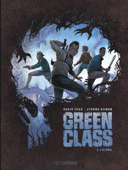 GREEN CLASS -  L'ALPHA 02