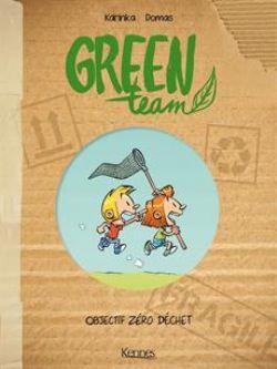 GREEN TEAM -  OBJECTIF ZÉRO DÉCHET 01