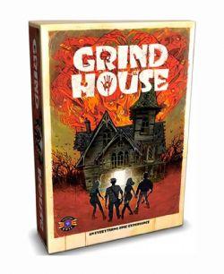 GRIND HOUSE -  JEU DE BASE (ANGLAIS)