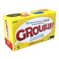 GROUILLE! (FRANÇAIS)