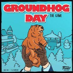 GROUNDHOG DAY : THE GAME (ANGLAIS)