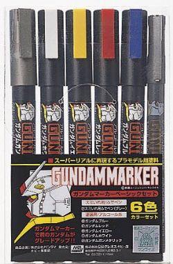 GUNDAM -  ENSEMBLE DE BASE -  GUNDAM MARKER