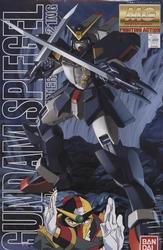 GUNDAM -  GF13-021NG SPIEGEL NEO GERMANY MOBILE FIGHTER -<BR>1/100 MASTER GRADE -  MOBILE SUIT GUNDAM