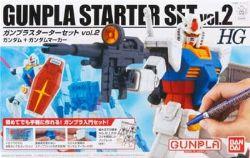 GUNDAM -  GUNPLA STARTER SET 2