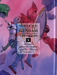 GUNDAM -  SOLOMON (OMNIBUS) -  MOBILE SUIT GUNDAM: THE ORIGIN 10
