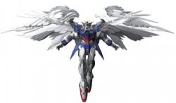 GUNDAM -  W-GUNDAM ZERO EW - 1/100 HI-RESOLUTION MODEL -  NEW MOBILE REPORT GUNDAM WING ENDLESS WALTZ