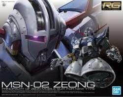 GUNDAM -  ZEONG EW 1/144 -  RG EXCITEMENT EMBODIED