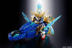 GUNDAM -  ZHAO YUN 00 GUNDAM & BLUE DRAGON DRIVE -  SD SANGOKU SOKETSUDEN