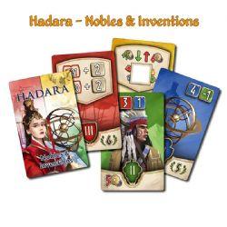 HADARA -  NOBLES & INVENTIONS (ANGLAIS)