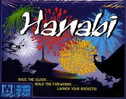 HANABI -  HANABI (ANGLAIS)