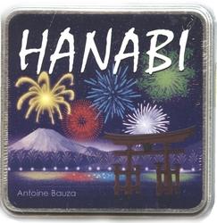 HANABI -  HANABI (V.F.) - BOÎTE MÉTALLIQUE