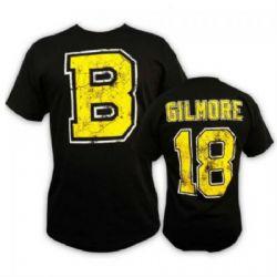 HAPPY GILMORE -  T-SHIRT GILMORE #18 NOIR