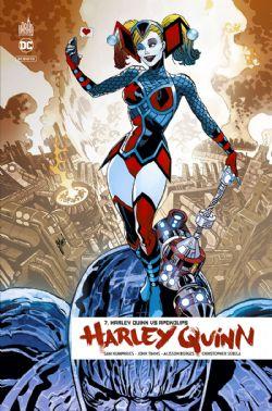 HARLEY QUINN -  HARLEY QUINN VS APOKOLIPS -  HARLEY QUINN REBIRTH 07