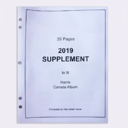 HARRIS CANADA -  SUPPLÉMENT 2019
