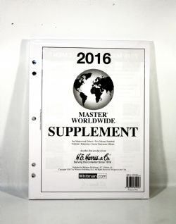 HARRIS MONDE -  SUPPLEMENT 2016