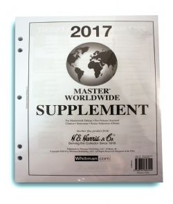 HARRIS MONDE -  SUPPLEMENT 2017