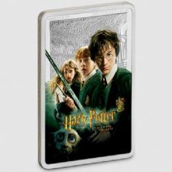 HARRY POTTER -  AFFICHES DE FILM HARRY POTTER™ : HARRY POTTER ET LA CHAMBRE DES SECRETS™ -  PIÈCES DE LA NEW ZEALAND MINT (NOUVELLE-ZÉLANDE) 2020 02