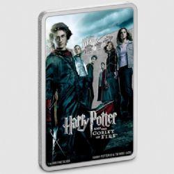 HARRY POTTER -  AFFICHES DE FILM HARRY POTTER™ : HARRY POTTER ET LA COUPE DE FEU™ -  PIÈCES DE LA NEW ZEALAND MINT (NOUVELLE-ZÉLANDE) 2020 04