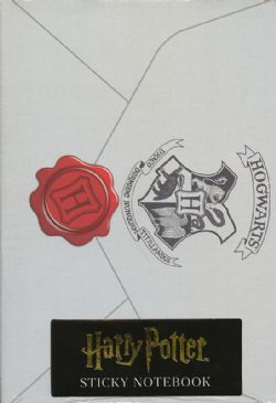 HARRY POTTER -  CARNET DE NOTES