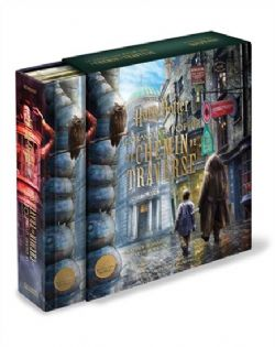 HARRY POTTER -  COFFRET LE GRAND LIVRE POP-UP DU CHEMIN DE TRAVERSE