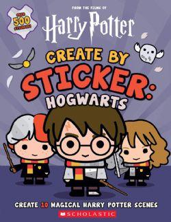 HARRY POTTER -  CREATE BY STICKER : HOGWARTS