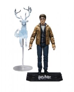 HARRY POTTER -  FIGURINE D'HARRY POTTER (18CM) -  WIZARDING WORLD COLLECTION