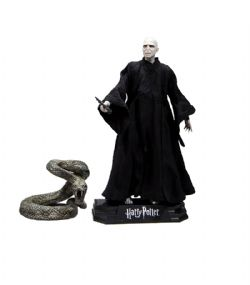 HARRY POTTER -  FIGURINE DE LORD VOLDEMORT (18CM) -  WIZARDING WORLD COLLECTION