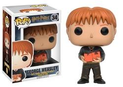 HARRY POTTER -  FIGURINE POP! EN VINYLE DE GEORGE WEASLEY (10 CM) 34