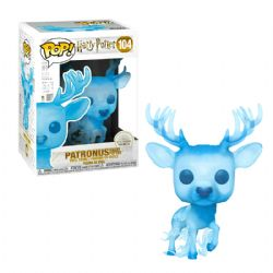 HARRY POTTER -  FIGURINE POP! EN VINYLE DU PATRONUS DE HARRY POTTER (10 CM) 104