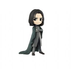 HARRY POTTER -  FIGURINE Q POSKET DE SEVERUS ROGUE (13 CM)