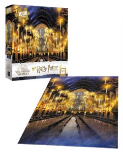 HARRY POTTER -  GREAT HALL (1000 PIÈCES)