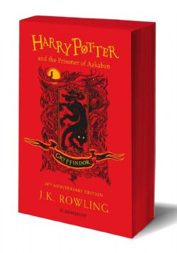 HARRY POTTER -  HARRY POTTER AND THE PRISONER OF AZKABAN . GRYFFINDOR EDITION -  20 YEARS OF HARRY POTTER MAGIC 03