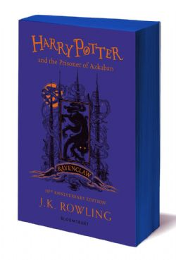 HARRY POTTER -  HARRY POTTER AND THE PRISONER OF AZKABAN . RAVENCLAW EDITION -  20 YEARS OF HARRY POTTER MAGIC 03