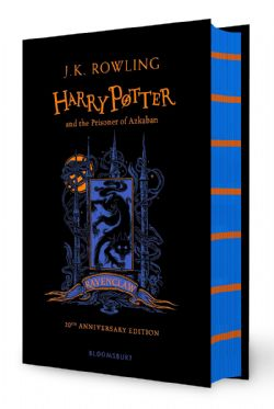 HARRY POTTER -  HARRY POTTER AND THE PRISONER OF AZKABAN . RAVENCLAW EDITION -  20TH ANNIVERSARY EDITION 03