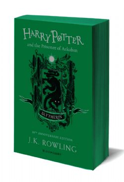 HARRY POTTER -  HARRY POTTER AND THE PRISONER OF AZKABAN . SLYTHERIN EDITION -  20 YEARS OF HARRY POTTER MAGIC 03