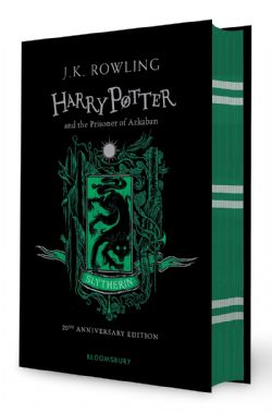 HARRY POTTER -  HARRY POTTER AND THE PRISONER OF AZKABAN . SLYTHERIN EDITION -  20TH ANNIVERSARY EDITION 03