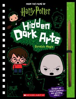 HARRY POTTER -  HIDDEN DARK ARTS: SCRATCH MAGIC