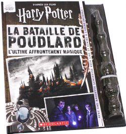 HARRY POTTER -  LA BATAILLE DE POUDLARD (V.F.)