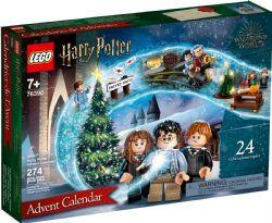 HARRY POTTER -  LE CALENDRIER DE L'AVENT LEGO® HARRY POTTER™  (274 PIÈCES) 76390